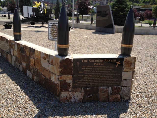 Servicemen Monument